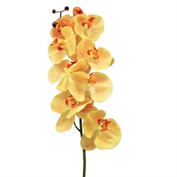 "Best collection-орхидея 46""3D FABRIC PHALAENOPSIS SPRAY X9FLWS"